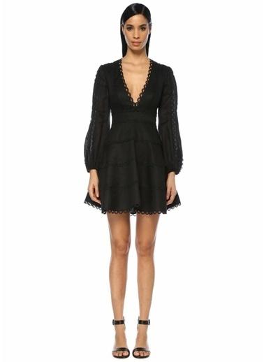 Zimmermann Elbise Siyah